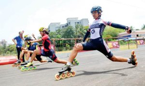 health benenfits of roller blading sports