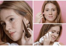 henna freckles
