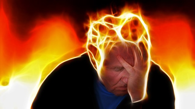 negative effects of stress on the body