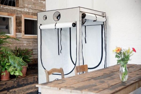 HOMEbox Ambient Q120 x 120 x 200 cm 1