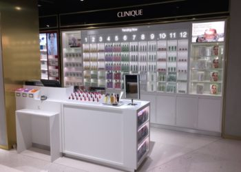 Clinique Stand Galeries Lafayette ZI Paris