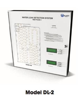 Distance Water Leak Detection