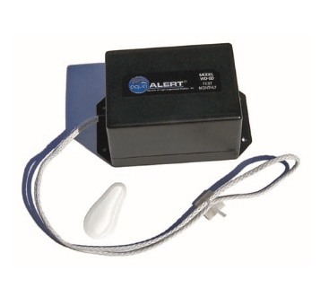 Spot leak detection machine