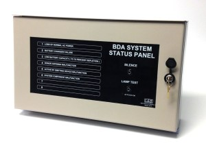 BDA Status Panel