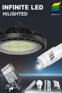 สินค้าหลอด LED ทั้งหมดของ INFINITE LED