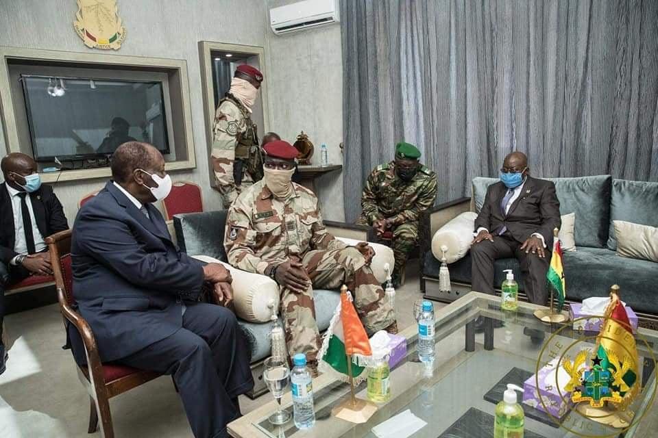 CEDEAO : quand la Guinée fait les frais de la « peur » des coups d'Etat