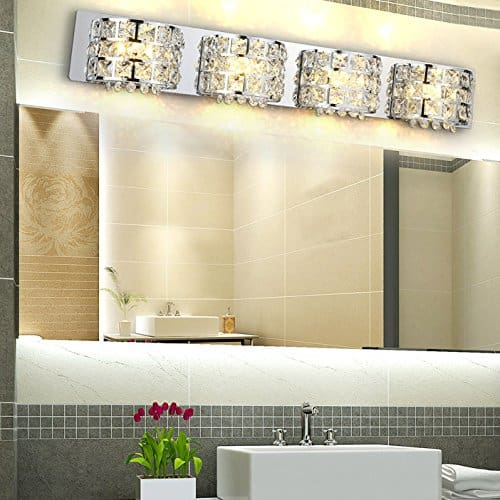 10 Modern LED Fixtures To Spice Up Your Bathroom LED Amp Lighting Info