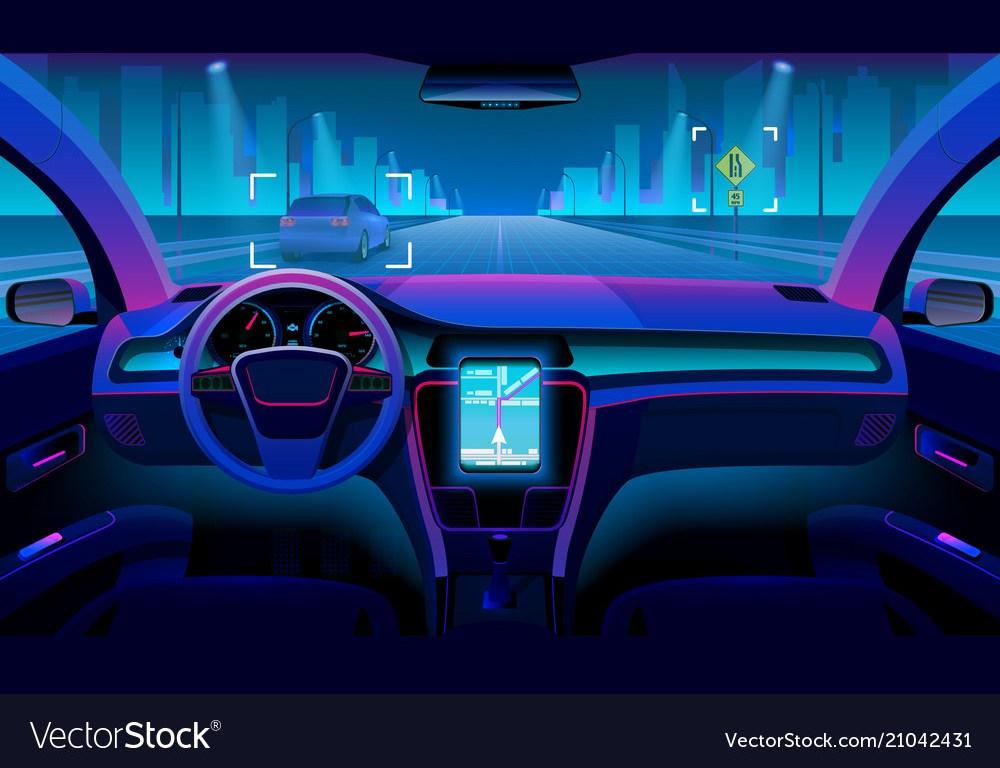 autonomous vehicle 3 ledlights.blog