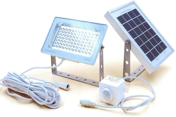 best solar security light