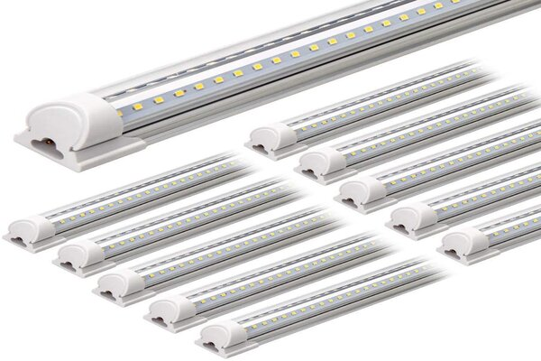 bright white led shop light