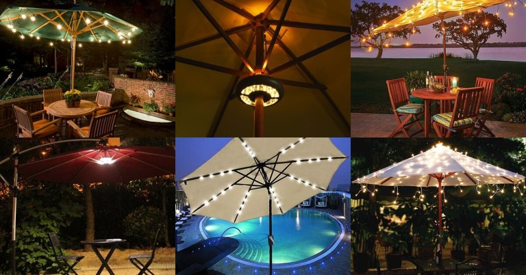 best umbrella lights