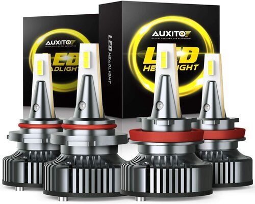 led headlights for car