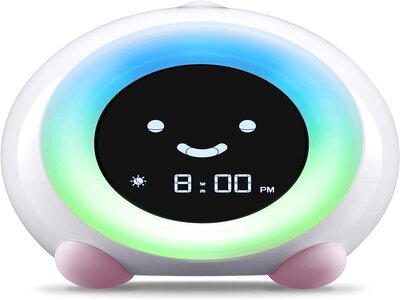 best baby night light soother