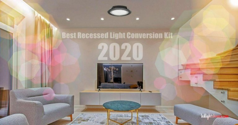 Best Recessed Light Conversion Kits