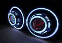 led headlights projector