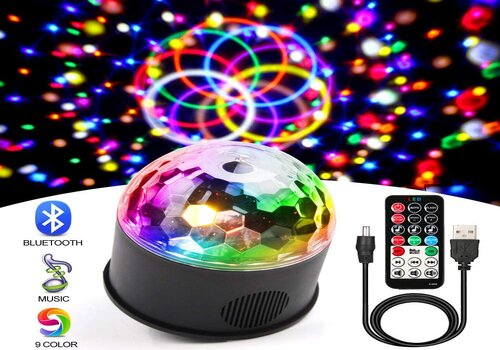 disco lights for party