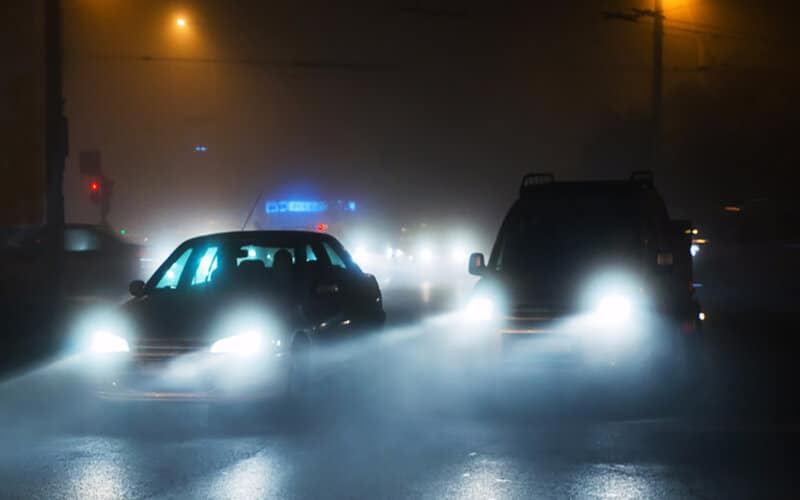Difference between Headlights and Fog Lights