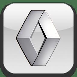 Ангельские глазки Renault