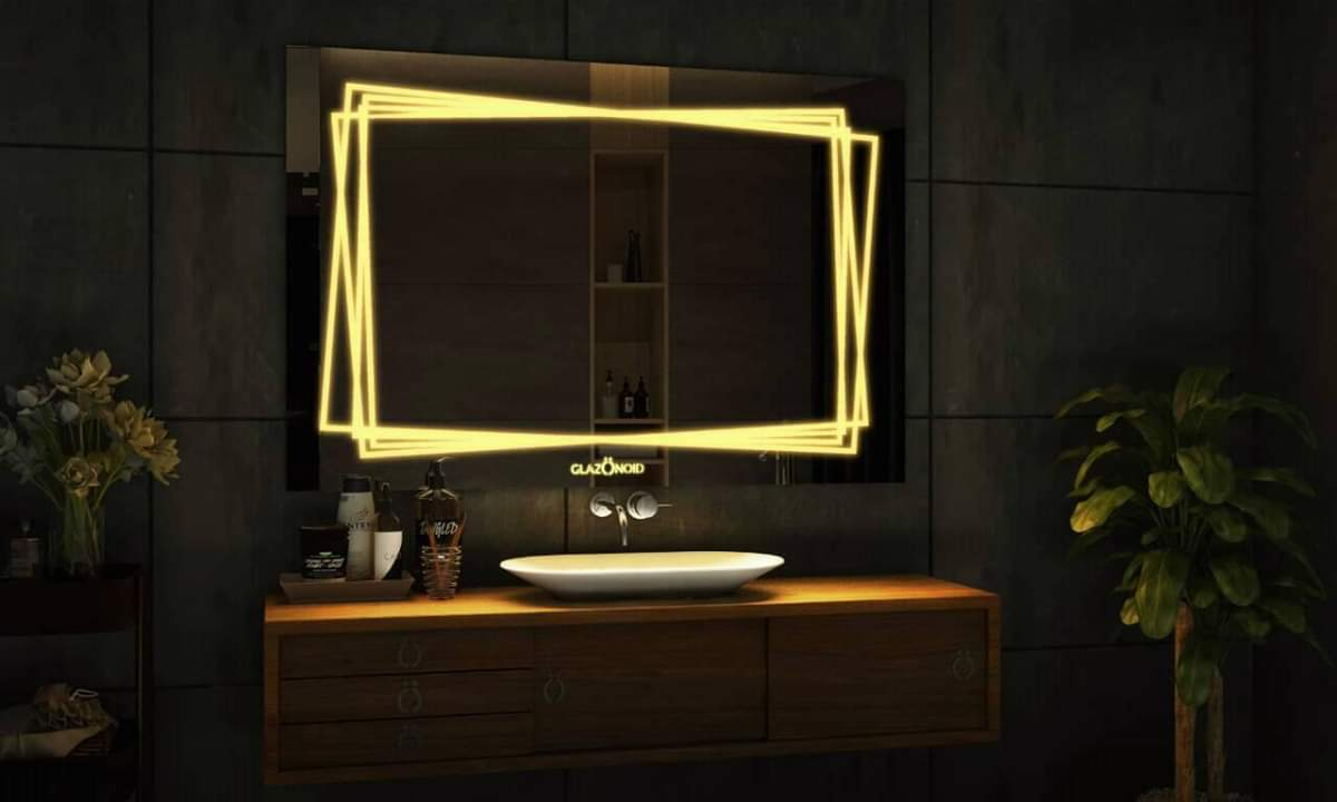 Lighten up! 5 benefits of a led  mirror