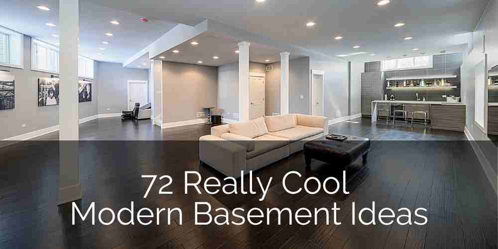 72 Really Cool Modern Basement Ideas | Home Remodeling Contractors – GLAMO Light Mirrors India.