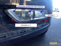 LED Tagfahrlicht Decoder VW Passat