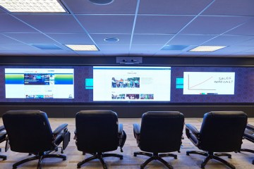 Video Wall Benefits and Solutions