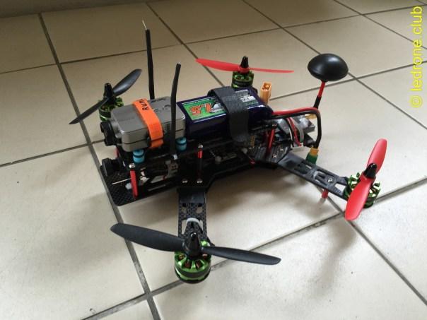 NightHawk 250 prêt à voler
