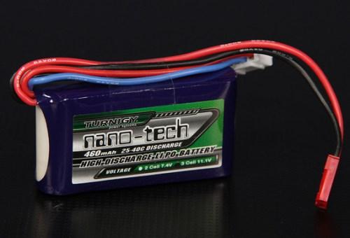 Turnigy Nano-Tech 3S 460mAh