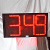 DIGITAL CLOCK DISPLAY