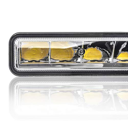 Vehicle LED Light Bar road legal