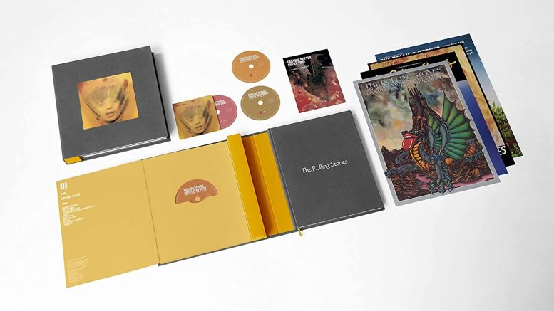 The Rolling Stones Goats Head Soup deluxe edition