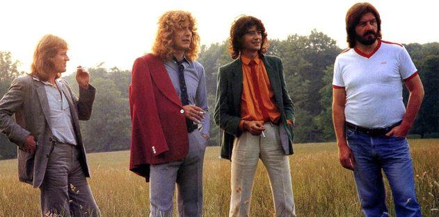 Led Zeppelin 1979