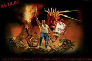 Aqua Teen Hunger Force The Movie