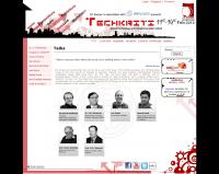 Techkriti '10 - 11th to 14th Feb, 2010