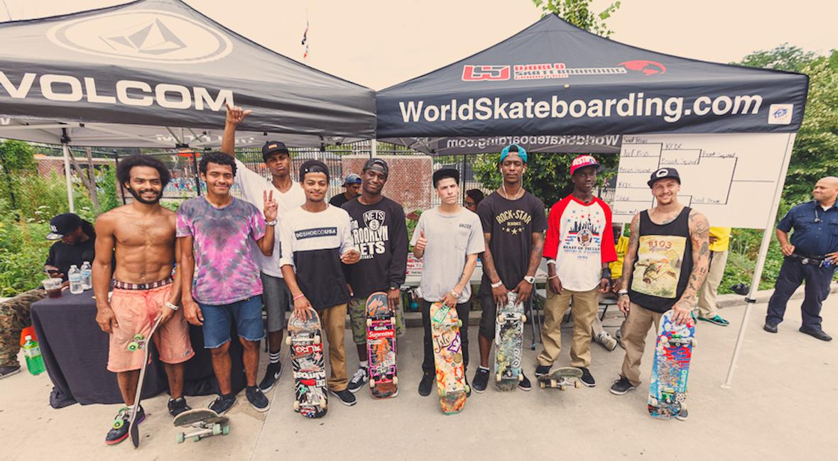 Lee and London Public Relations Client World Skateboarding Grand Prix's Rider Cup New York