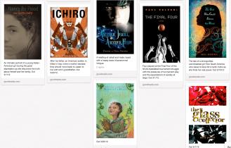Pinterest New Releases
