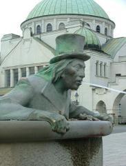 Vodnik Statue