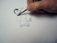 Draw a Puffling 8