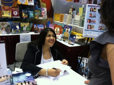 Guadalupe Garcia McCall Signing