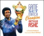 Arthur Ashe front cover