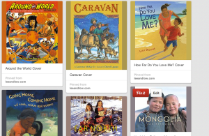 Picture Books About Travel