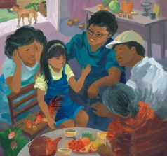 Teaching Writer's Craft With Multicultural Literature