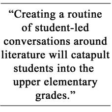 Integrating Reading, Writing, Speaking & Listening Common Core Standards in Grades 2-3