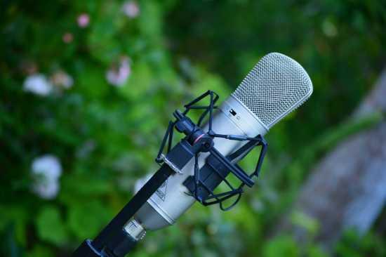 Voice & Recording skills