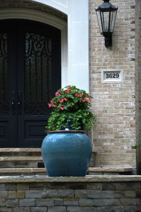 Texas Gardening Fountain and Water Features