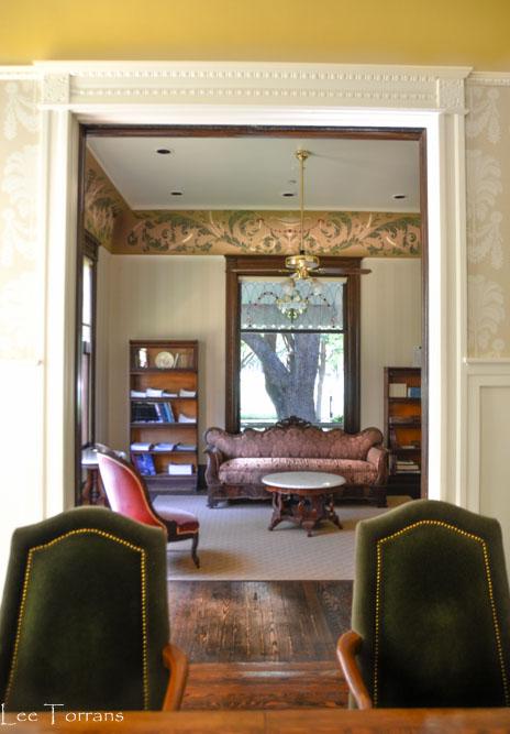Interior Preservation Dallas Wilson Block Historic District
