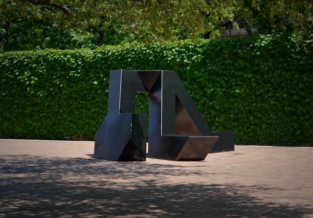 Dallas Museum of Art Sculpture Garden