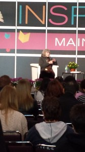 Anne Rice at INSPIRE! TIBF Main Stage