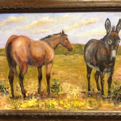 My Horse's Ass