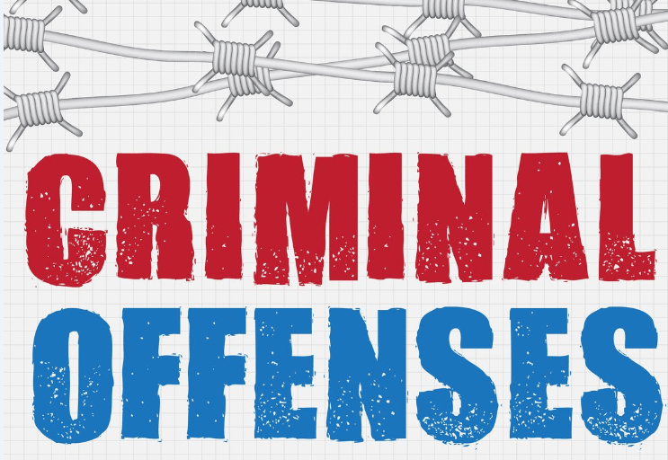 Criminal Offenses: Crimes that lead to Jail